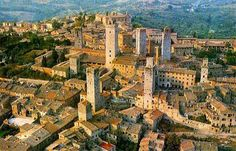 Tuscany: The Ten Most Beautiful Towns of Tuscany