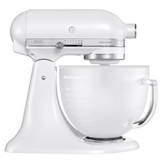 Миксер планетарный полупроф., дежа 4.83л., 3 насадки (морозный жемчуг) - Kitchen Aid - Правильные вещи для кухни