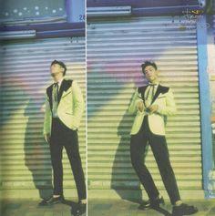 T.O.P x MADE Series Japan album