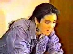 ▶ Jennifer Connelly Auditioning for Blue Heaven 1986 - YouTube