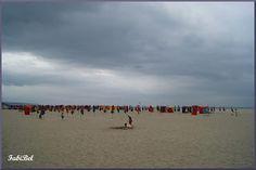 Normandie plage deauville