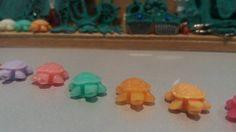 Resin Turtle decoration dollhouse por TheDollHouseNym en Etsy