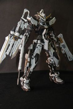 GUNDAM GUY: 1/100 Gundam Astray Lionheart - Custom Build