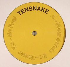 Tensnake - Freundchen EP (True Romance) #vinyl #records #vinylrecords #dj #music #House