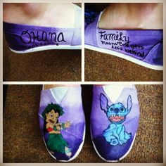 #stitch shoes stitch hand painted shoes