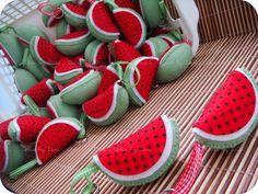Fruta feltro