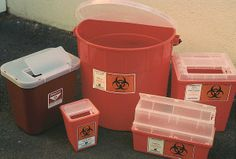 Worked in the office of a medical waste facility. Medical Waste Management, Waste Management Company, Recycling Process, Infection Control, Waste Disposal, Crates, Health Care, Florida, Disposal Services