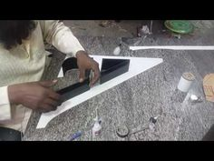 How to make female raising with sunboard - YouTube