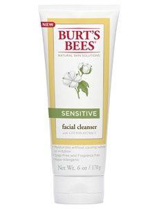 Sensitive Facial Cleanser Amazingly gentle, non-soap cleaner!