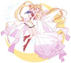 "sailor-moon-rei: "" by 비누 """