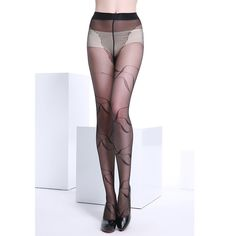 31756c72829 ... and Sexy Woman Pattern Jacquard Core spun Silk Pantyhose Tights  Stocking-in Tights from Women s Clothing   Accessories on Aliexpress.com