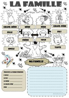 French Language Lessons, French Language Learning, French Lessons, French Flashcards, French Worksheets, French Teaching Resources, Teaching French, How To Speak French, Learn French