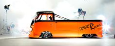 VW Single Cab Racing Project | Precision Fabrication for the Motor Sport Industry