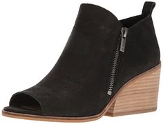 Lucky Women's Lk-Sinzeria Wedge Sandal, Black, 6.5 M US L-$125.99