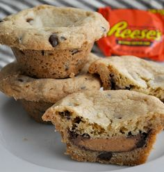 Chocolate Chip Reese's Cups