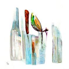 'Transcendence' von Pia Schneider bei artflakes.com als Poster oder Kunstdruck