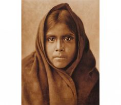 Qahatika Girl (1908)  Forty miles due south of the Pima reservation, which is present-day Arizona, in five small villages lived the true desert Indian, the Qahatika, They fled to the barren desert after being defeated by the Apache tribe. When asked why they do not live in river valleys, where they could live in plenty, their answer was that their home is the best; that they do not have the river sickness as do the River Indians.