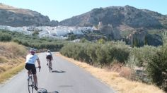 Nice road, Andalucia