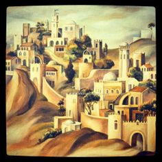 Muros de jerusalem