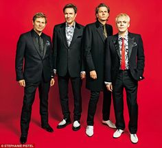 Duran Duran relive the madness of the Eighties: IRA bomb threats. Suicidal fans. Drug meltdowns | Daily Mail Online