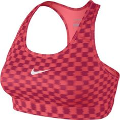 Nike Pro IKAT Sports Bra Women's Red SU14 603