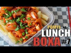 Pomysł na Lunch Boxa #7 | Piekielny Kurczak z Makaronem | Fit Przepis #49 - YouTube