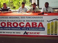 CCM Iamspe participa de Encontro da Afuse em Votorantim
