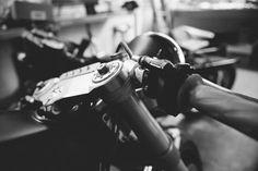 RocketGarage Cafe Racer: Guzzi by Moto Studio