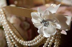 GLASS PEARLS WEDDING GARLAND CAKE BOUQUET CHAIR DECOR IVORY 10MM CENTERPIECE in Home & Garden, Wedding Supplies, Centerpieces & Table Décor   eBay