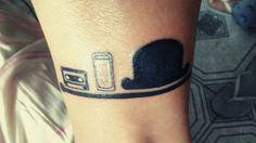#Tattoo Laranja Mecânica #tattoo clockwork orange