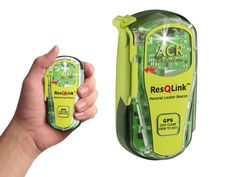 ACR Resqlink 406 GPS Survival, Cases