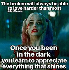 Harley Quinn -The broken – World Of Games Bitch Quotes, Joker Quotes, Badass Quotes, Mood Quotes, True Quotes, Kayla Itsines, Harly Quinn Quotes, Harely Quinn, Dc Memes