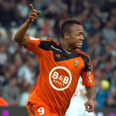 @Lorient Jordan Ayew #9ine