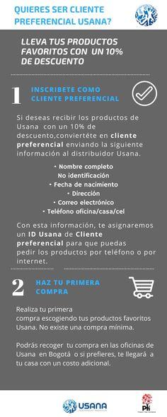 Quieres ser un Cliente preferencial y obtener descuentos en tu compra?
