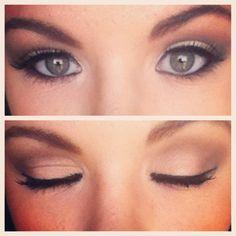 homecoming makeup by Jeanine van Hulst Instagram   rachyy_12