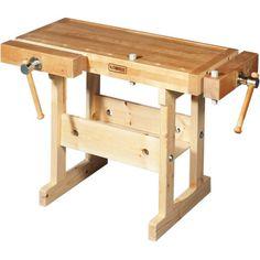 kinder werkbank kinder hobelbank aus massivholz kinder. Black Bedroom Furniture Sets. Home Design Ideas