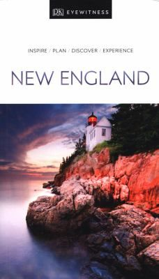Availability: New England / main contributors, Patricia Harris . Eyewitness Travel Guides, Fresh Lobster, Freedom Trail, Travel Books, Appalachian Mountains, Cape Cod, New England, Natural Beauty, Maine