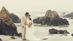 A Monterey wedding photo taken by Carol Oliva Photography