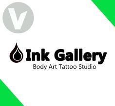 LOGO STUDY: Ink Gallery