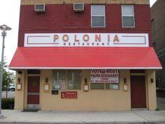 Polonia Restaurant, Hamtramck, MI ...best Polish restaurant hands down!