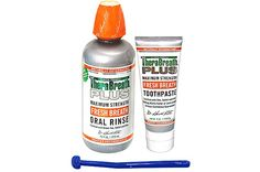Therabreath Travel Kit Only $1.00 Shipped (Tongue Cleaner Oral Rinse Toothpaste) $1.00 (therabreath.com)