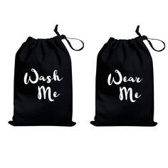 Travel Wash Bag Lingerie Bag Holiday Bag Summer by KokoBlossom