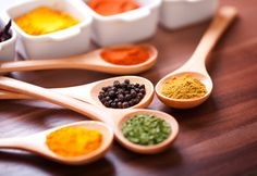 Homemade Taco, Italian, Curry and more spice mixes