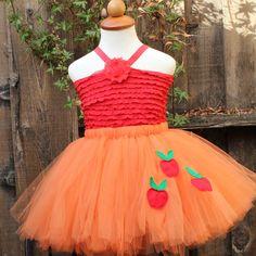 Applejack Skirt  My little pony by BloomsNBugs on Etsy, $50.00
