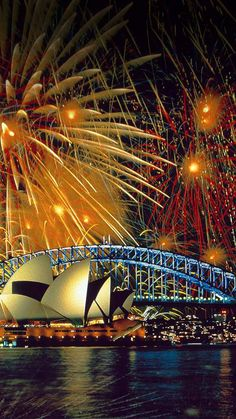 Fireworks Wallpaper, Happy 4 Of July, Opera House, Building, Travel, Beautiful, Google, Photos, Voyage