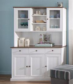 Unique Vitrine wei im Landhausstil Home Cabinets Pinterest Vitrine wei Vitrine und Landhausstil