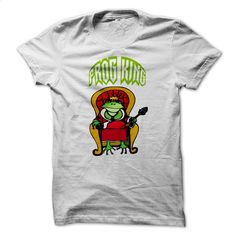 frog king T Shirts, Hoodies, Sweatshirts - #tee test #pink sweatshirt. SIMILAR…