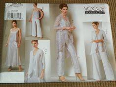 Vogue Pattern cinq Styles au choix taille 22-22-24 par SusiesKloset