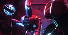 Disney Pixar, Pixar Shorts, Robots, Html, Indie, Blog, Kunst, Robot, Indie Music