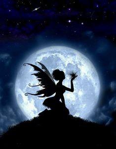 Love moon scene